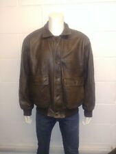 Faconnable of France Very Good Quality 100% Leather Jacket. Very Stylish