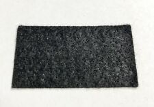 "LIQUIDATION Adhesive Felt Rectangle 1-3/4""x 1"" Nitto 500 Lot of 2,772"