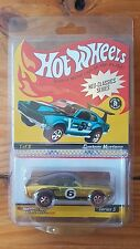 Hot Wheels NEO-CLASSICS Series 5 - 1 of 6 CUSTOM MUSTANG + HW Protector (A+/A)