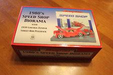 Snap-On Tools 1980's Speed Shop 2006 Diorama 1939 Lincoln Zepher 1/43 Crown Prem