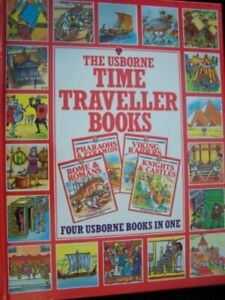 """Time Traveller's Omnibus: """"Pharaohs and Pyramids"""", """"Rome and Ro .9780860202226"""