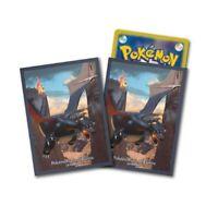 Pokemon center JAPAN - Shiny Charizard card Deck Shields (64 Sleeves)
