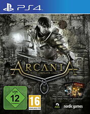 PlayStation 4  Spiel       ArcaniA - The Complete Tale