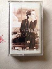 Celine Dion S'il Suffisait D'aimer K 7 Audio COLUMBIA 1998 Real J J Goldman