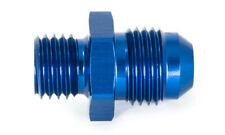 AN6 JIC6 Schnelltrennkupplung 8mm zu Dash 6 für Kraftstoffleitung Blau