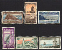 New Zealand Part Set of Life Insurance Stamps c1947-65 Mounted Mint and Used(17)