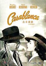 Casablanca (1942) - Humphrey Bogart, Ingrid Bergman - DVD NEW