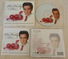 CD ALBUM MERRY CHRISTMAS WITH ELVIS PRESLEY 12 TITRES 2008