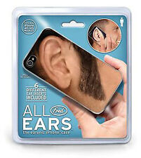 NEW Fred All Ears Mens Mobile iPhone Cover Fits 4G 4S