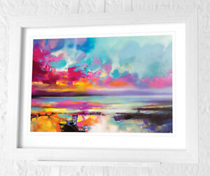 Scott Naismith Framed Prints of Scottish Art Paintings 50 Scotland Pictures
