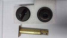"Schlage B60 -716 deadbolt  with 5"" backset latch -Read Description for details"