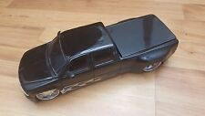 1/24 JADA DUB CITY 1999 BLACK CHEVY SILVERADO DOOLEY ORIGINAL W/ FLAMES CAR