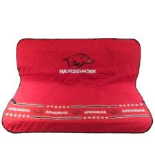 New listing Arkansas Razorbacks Pet Car Seat Cover from StayGoldenDoodle.com