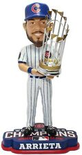 Jake Arrieta Chicago Cubs 2016 World Series Champions Bobblehead!