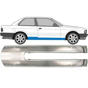 BMW 3er 3 E30 1982-1994 2 Tür Voll Schweller Reparaturblech / Paar