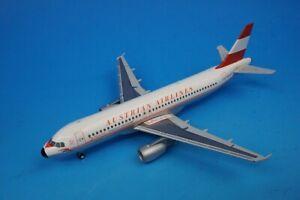 1:200 A320-200 Austria Airlines 150th Reprint Paint OE-LBP 555708 Herpa
