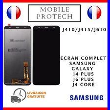 Ecran LCD + Vitre Tactile Samsung Galaxy J4 PLUS J415 / J6 PLUS J610 NOIR
