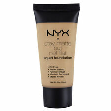 Nyx Stay Matte But Not Flat Liquid Foundation 1.18 oz color Smf10 Caramel