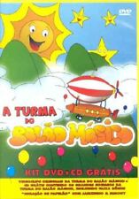 TURMA DO BALAO MAGICO (DVD + CD) - TURMA DO BALAO MAGICO (DVD + CD) [Audio CD]