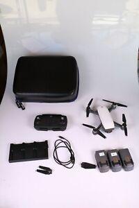 DJI SPARK MM1A Drone w/ Controller + Accessories