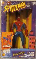 TOYBIZ MARVEL WALL HANGING SPIDER-MAN10 INCH 1994  NEW VINTAGE
