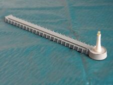 triang minic waterline ships M827 829 BREAKWATER WITH END & LIGHTHOUSE