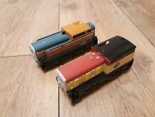 Thomas Trackmaster Den & Dart Trains, RARE, battery operated. Sold as pair