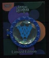 WDW Animal Kingdom Annual Passholder 2017 LE Disney Pin 123628