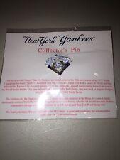 NY YANKEES OLD TIMERS DAY SGA 2007 30TH ANNIVERSARY COLLECTORS PIN