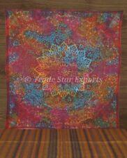Indian Hippie Tapestry Elephant Mandala Wall Hanging Tie & Dye Beach Throw Art