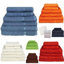 Soft Egyptian Cotton Bath Towels Sheet Set Hand Face Towel Bale Hand Face Cloth