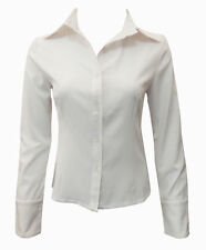 Size Regular Solid Long Sleeve Tops & Blouses for Women