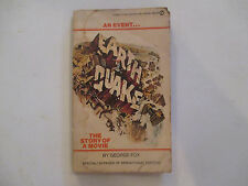 1974 Earthquake The Story Of A Movie George Fox Signet 451-Y6264 1st ed VG-