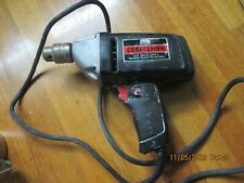 sears craftsman 3/8 inch drill variable reversible model 315.10514 serial(D87149