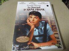 "DVD ""LE JOURNAL D'ANNE FRANK"" Millie PERKINS, Shelley WINTERS / George STEVENS"