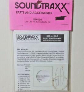 SoundTraxx Part # 678-810100 Life Like PA-Series Baffle Kit Model Railroad
