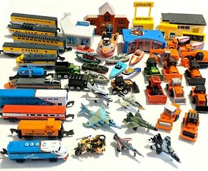 CHOOSE: 1986-2002 Micro Machines Non-Street Vehicles and Playset Parts