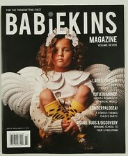 Babiekins Magazine Tutu Du Monde Forest Childs Party Vol 7 2016 FREE SHIPPING JB