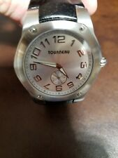 Beautiful Condition Tourneau Mens Watch Made for The Gap