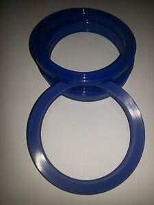 Metric Urethane U-Seal 48X63X10 MM