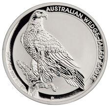 2017-P Australia $1 1 oz. Silver Wedge Tailed Eagle Original Mint Cap SKU44908
