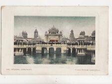 Opening Ceremony Franco British Exhibition London 1908 Postcard 449b