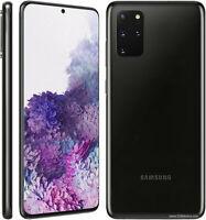 Samsung Galaxy S20+ 5G SM-G986U 128GB Black Factory Unlocked Smartphone FRB