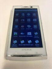Sony Ericsson XPERIA X10i - White (Unlocked) Smartphone