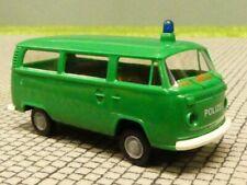 Brekina VW T2 Bulli Polizei Niedersachsen Hannover in OVP TOP