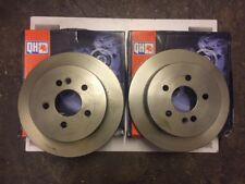Rear Brake Discs Fits Mercedes ML270,ML320,ML430 1998-2005..Pair..QH