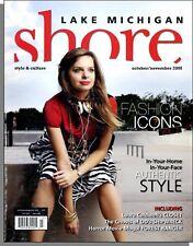 Lake Michigan Shore (Style & Culture) - 2008, Oct - Fashion Icons, Hush Puppies