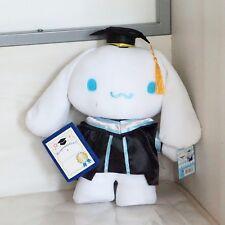 "13"" Cinnamoroll white stuffed plush doll graduation gift dolls toy new"