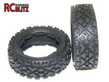 OVER LANDER Reifen Vorne für HPI Baja 5B (BJ152)