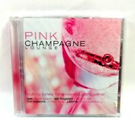 Pink Champagne Lounge CD 2 Disc Import R&B Dance Soul Exotica Lounge NEW SEALED